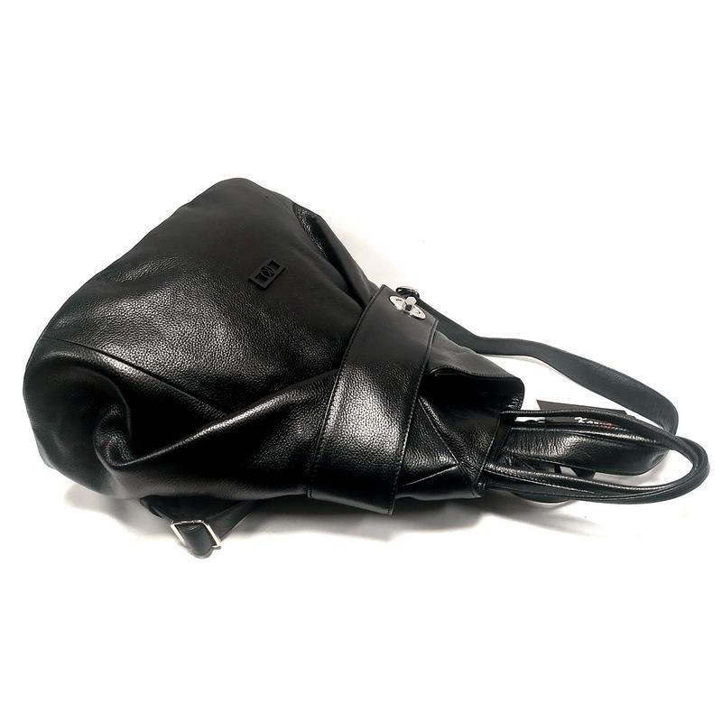 Рюкзак KARYA (10126-1) черный