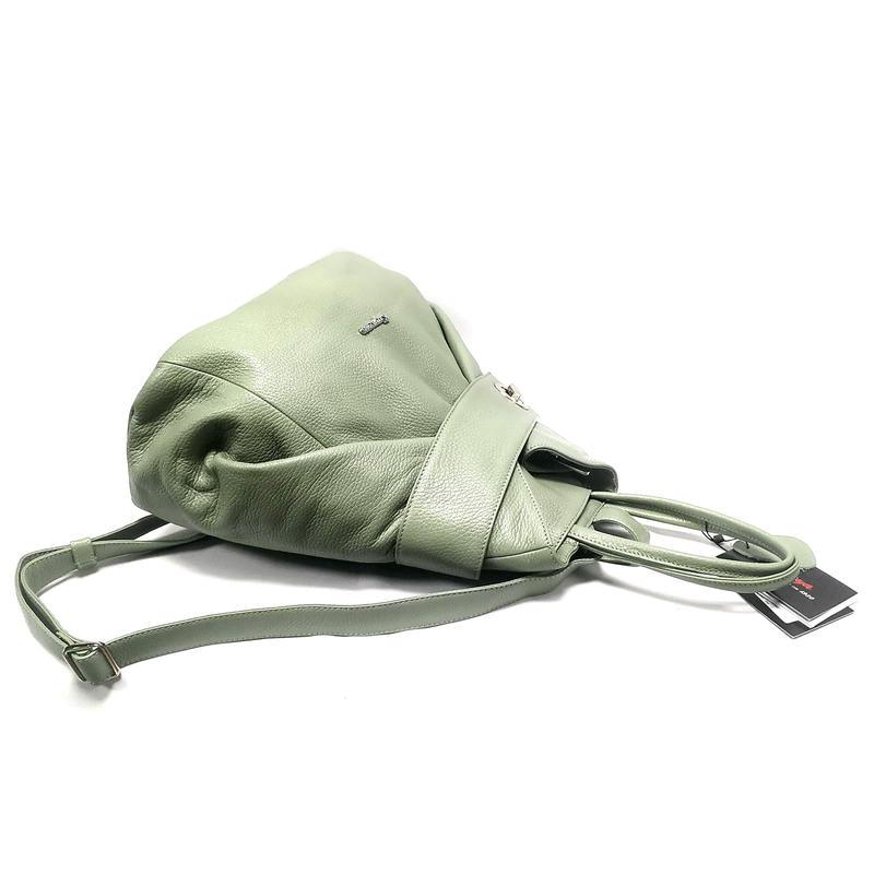 Рюкзак KARYA (10126-2) зеленый