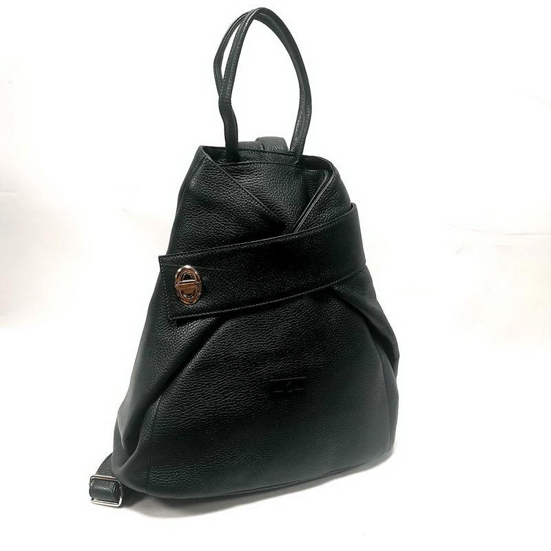 Рюкзак KARYA (10126-4) зеленый