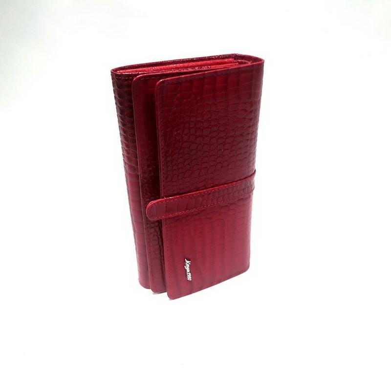Кошелек женский KARYA (10129-2) красный
