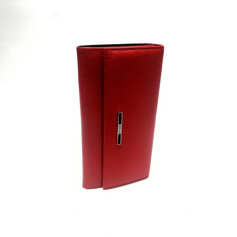 Кошелек женский KARYA (10130-1) красный