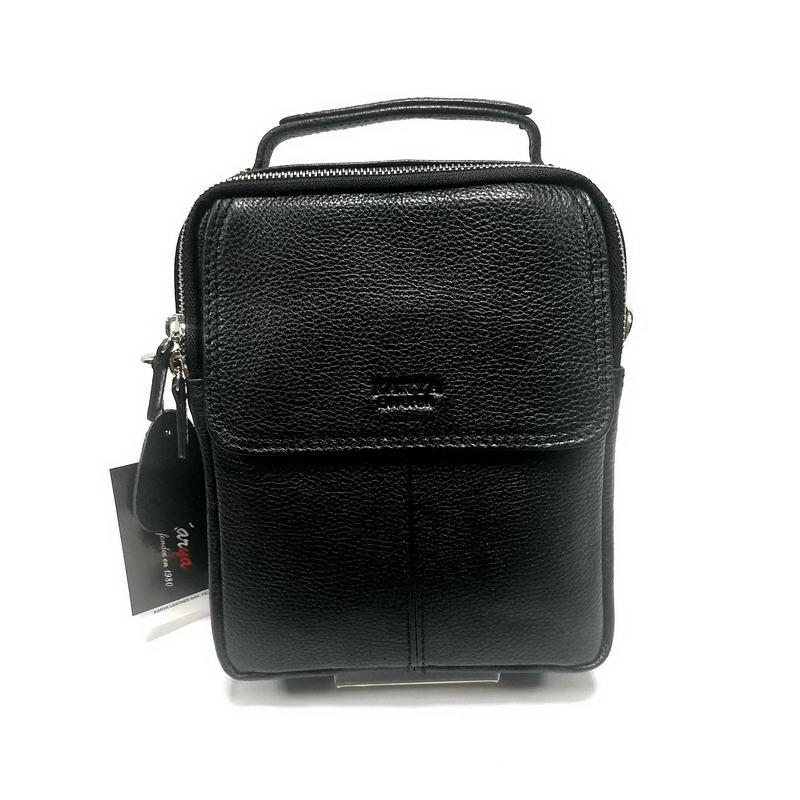 Сумка мужская KARYA (10145-2) черный