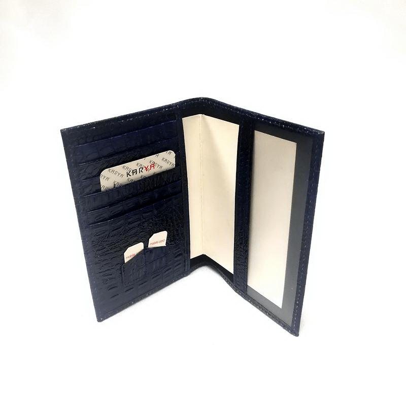 Обложка для док. karya (3193-1) черный