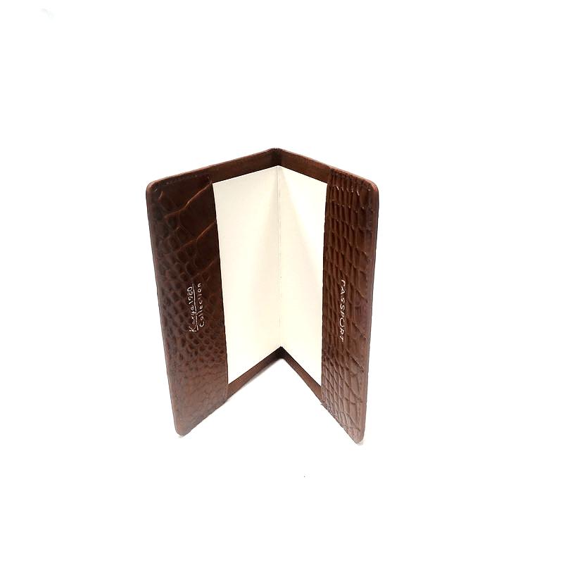 Обложка для док. Karya (3194-5) коричневый