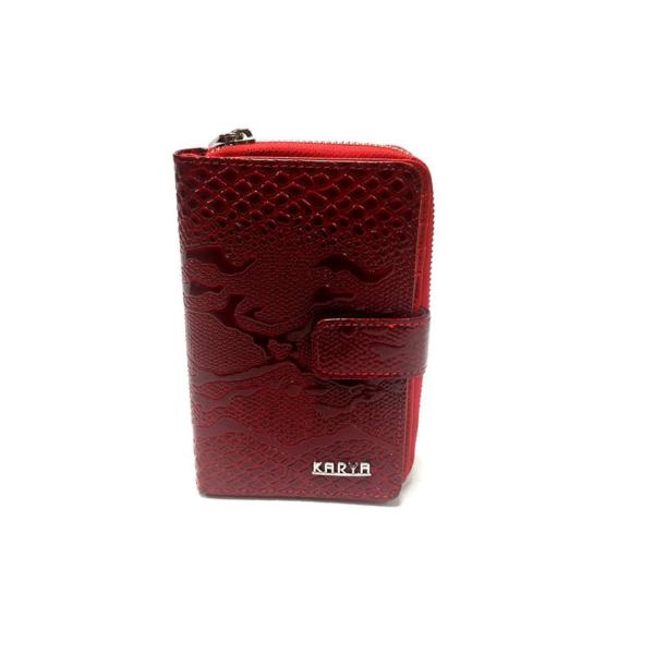 Обложка для док. Karya (3194-2) коричневый