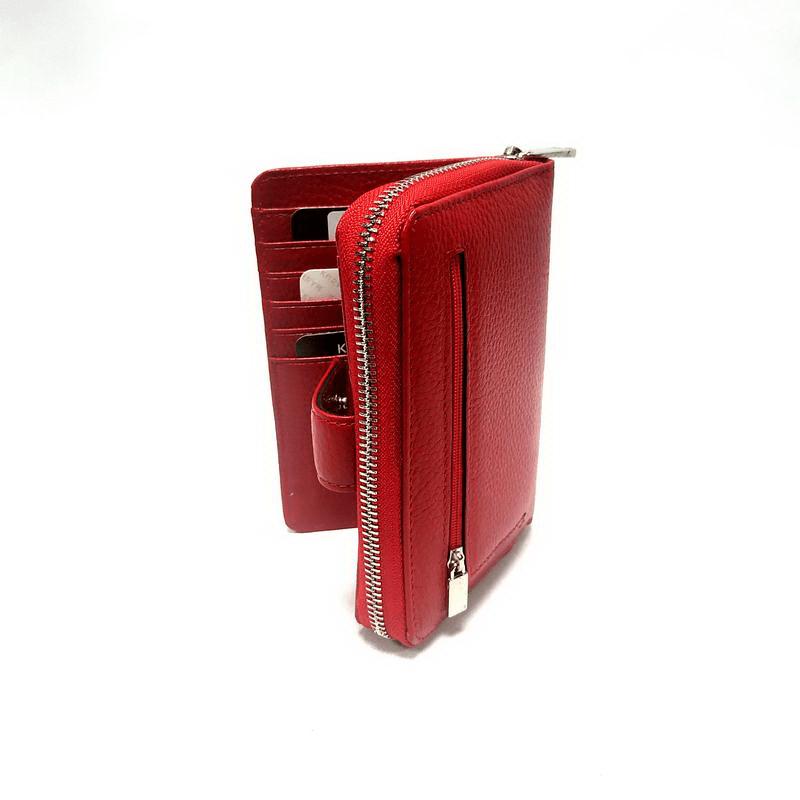 Кошелек женский KARYA (9015-5) красный