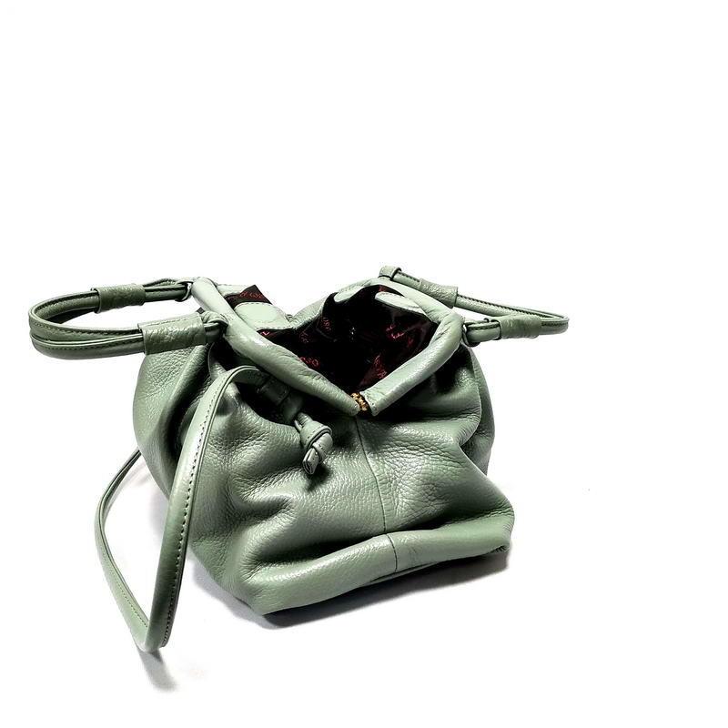 Сумка дамская KARYA (2188) зеленый